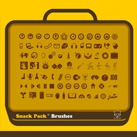 Snack Pack 01 PS Brushes