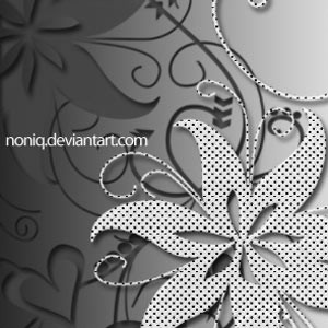 Photoshop brushes ornamental, elements, deco floral