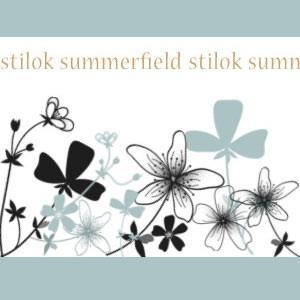Photoshop brushes summer, flowers, simple