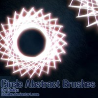 Circle Abstract Brushes