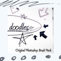 Creative Doodles Photoshop Brush