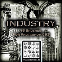 16 INDUSTRIAL BRUSHES