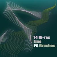 Blend Line Brushes
