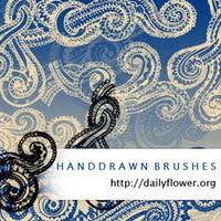 Hand Drawn Swirls