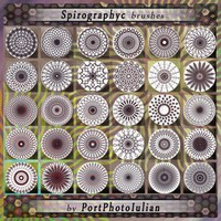 Spirography Flowers