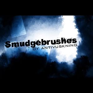 Photoshop brushes smudge