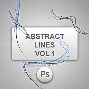 Abstract Lines vol1 Brushes