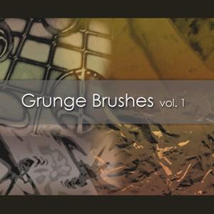 Photoshop brushes grunge, textures