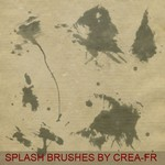 Splash Brushes