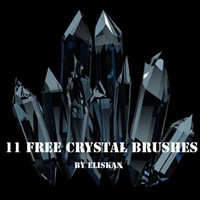 Crystal Brushes