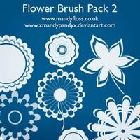 Flower Brushes 2