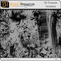 50 Texture Brushes
