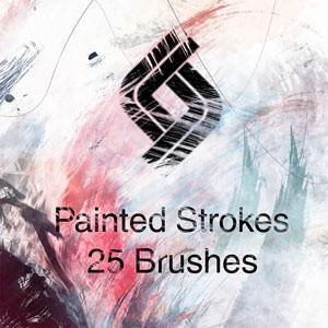 Photoshop brushes brush, stroke, grunge