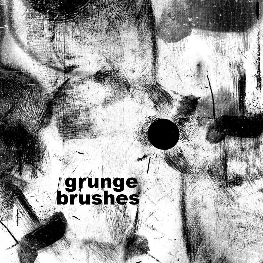 Photoshop brushes grunge,texture