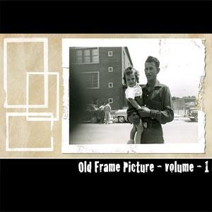 Photoshop brushes grunge, frames