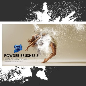 Shades Powders 5 HD Brushes