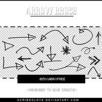 15 Arrow Brushes