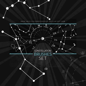 Constellation Brushes
