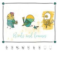 Doodle Birds Brushes