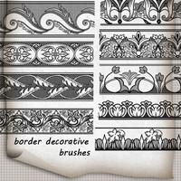 Free Border Brushes