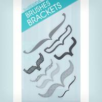 Brackets Brushes