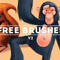 Free Stroke Brushes
