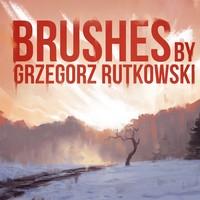 Pastels Brushes