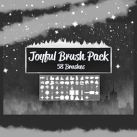 58 Joyful Brushes