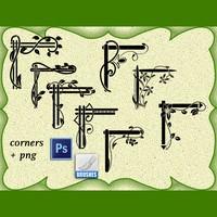8 Corners Brushes