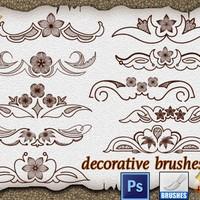 Decorative Brushes