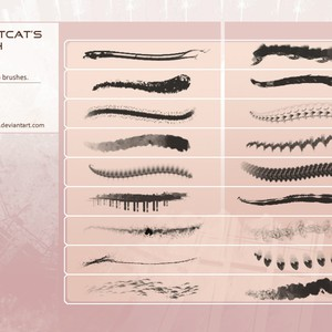Digital Painting Brushes Pack II