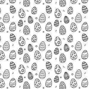 7 Easter Eggs Brushes