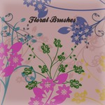 A New Set of Floral Brushes