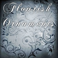 10 Flourish Ornaments Brushes