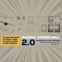 Manga Speedlines