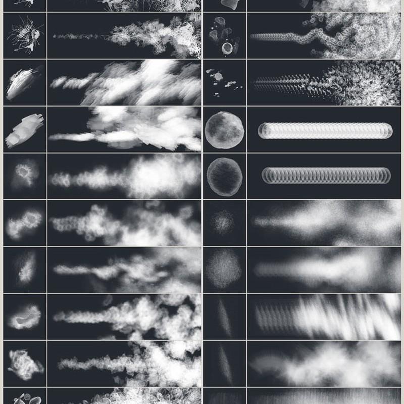 Photoshop brushes texture,stroke