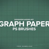 8 Graph Paper PS Brushes