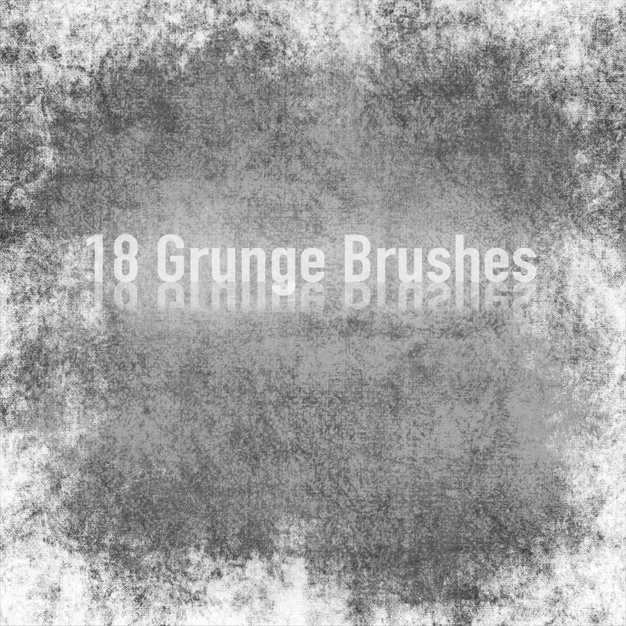 Photoshop brushes grunge, texture