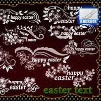 Easter Text