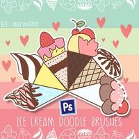Ice Cream Doodles