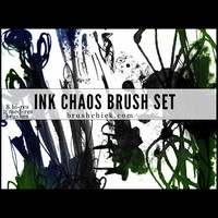 Ink & Chaos Brush Pack