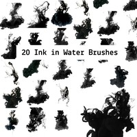 20 Ink in the Water