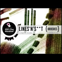 Lines Brushes
