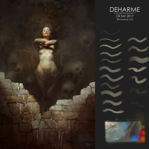 Deharme Oil Set PS CC