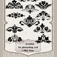 Ornament Elements Brushes