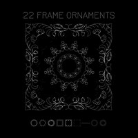 9 Frame Ornaments