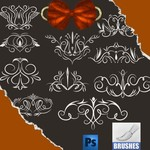 Ornament Brushes CS4