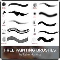 Free Painting Brushes
