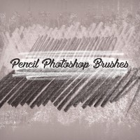 10 Free Pencil PS Brushes