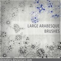 Arabesque Brushes II